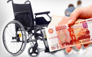 Пенсии по инвалидности в 2020 году инвалидам 1, 2 и 3 группы