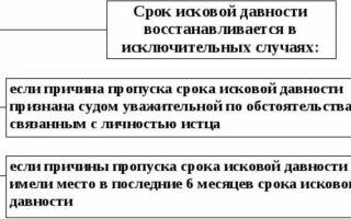 Долговая расписка между физическими лицами: срок исковой давности, срок действия в простой письменной форме