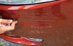 Что делать, если поцарапали машину во дворе и уехали?