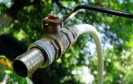 Самовольное подключение к сетям водоснабжения и ответственность за это