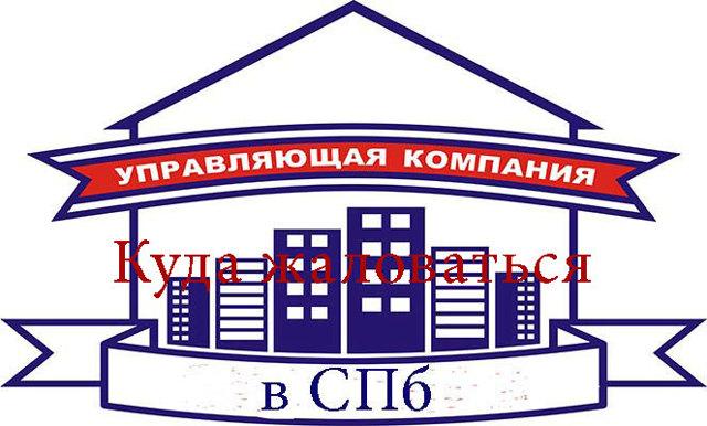 Куда жаловаться на управляющую компанию в Санкт-Петербурге?