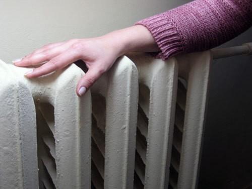 Температура теплоносителя в зависимости от наружной температуры