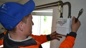 За чей счет производится замена газового счетчика?