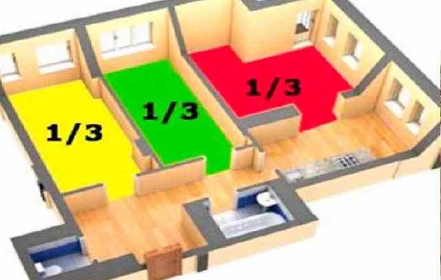Как отказаться от доли в квартире в пользу другого собственника?