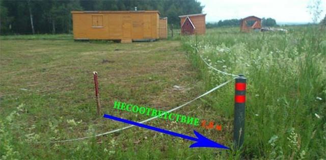 Что делать, если сосед занял часть земельного участка?