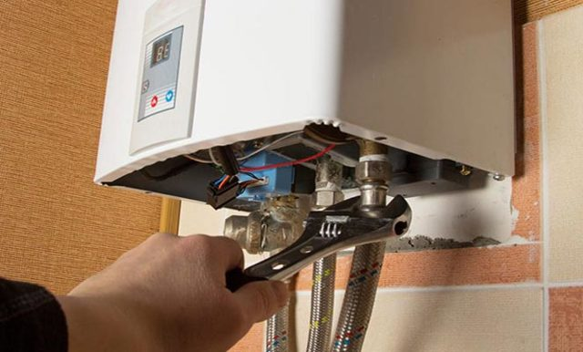 Обслуживание газового оборудования в квартире