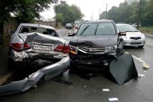 Попал в ДТП без страховки, я виноват в аварии