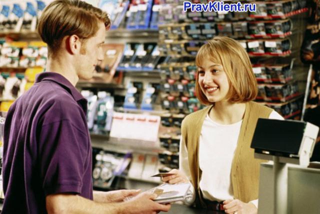 Нарушение прав потребителя в магазине Ситилинк
