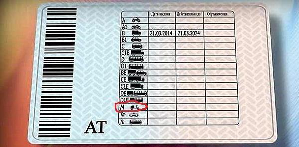 Какие документы нужны на мопед, зависит от его характеристик