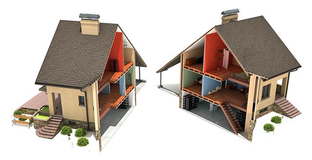 Как разделить земельный участок с домом на два хозяина?