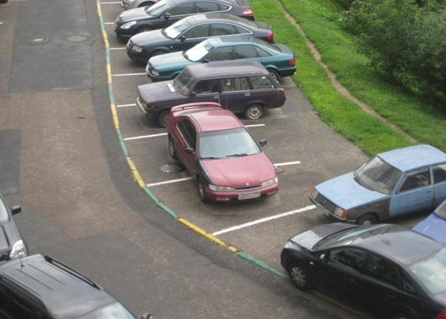Куда отправить фото с нарушением парковки в 2020 году?