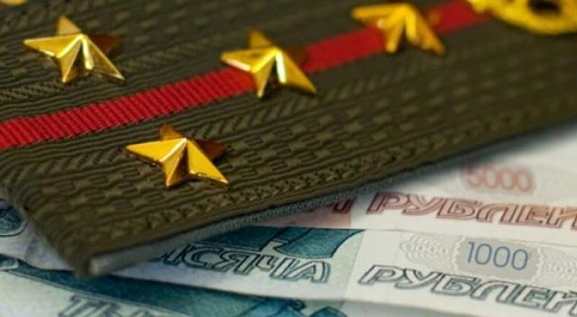 Выходное пособие при увольнении военнослужащих