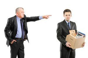 Предупреждение об увольнении по инициативе работодателя