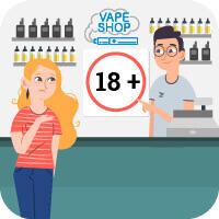 Электронные сигареты с какого возраста можно продавать