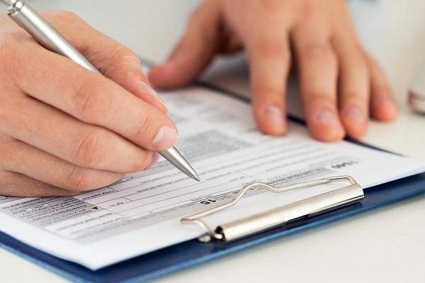 Образец заявления на возврат денежных средств из налоговой 2020