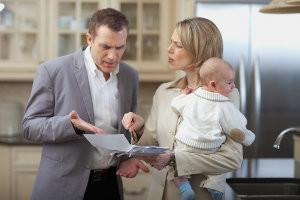 Как доказать отцовство и подать на алименты в суд?