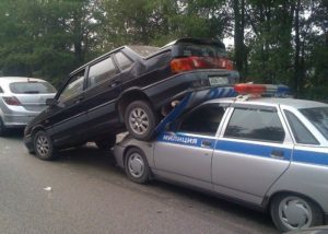 Попал в ДТП на рабочей машине, кто будет возмещать ущерб?