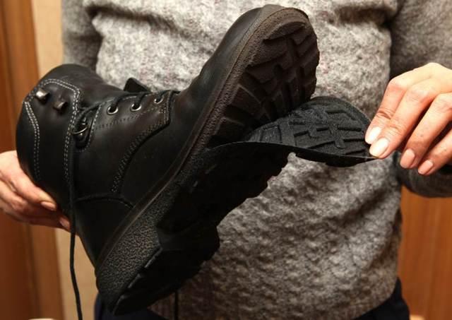 Как вернуть некачественную обувь обратно в магазин?