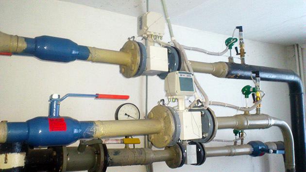 Счетчики на отопление в многоквартирном доме