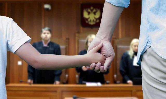 Исковое заявление об ограничении общения с ребенком