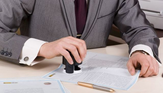 Образец доверенности в страховую компанию от юридического лица