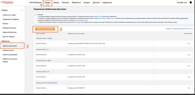 Новые правила работы интернет-магазина АлиЭкспресс