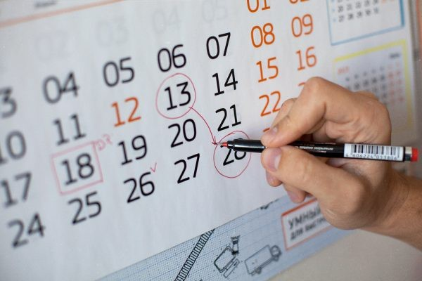 С 1 января 2020 года количество оплачиваемых дней отпуска поменяется