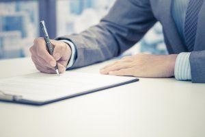 Отпуск с последующим увольнением: приказ работодателя