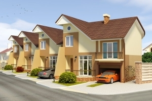 Дома блокированной застройки: особенности и разновидности