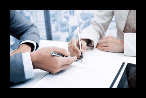 Образец заявления на расторжение договора оказания услуг
