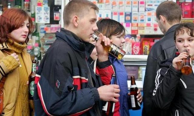 Что будет за распитие алкоголя несовершеннолетними?
