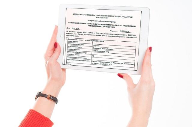 Справочная информация по объектам недвижимости онлайн в Росреестре