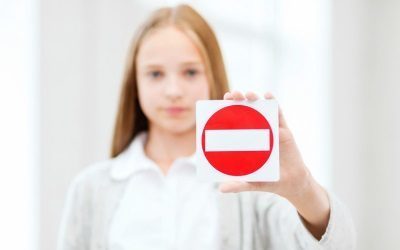Если ребенок не прописан, какой штраф назначается?