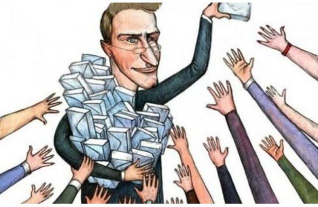 Жалоба в налоговую инспекцию на работодателя о выплате черной зарплаты