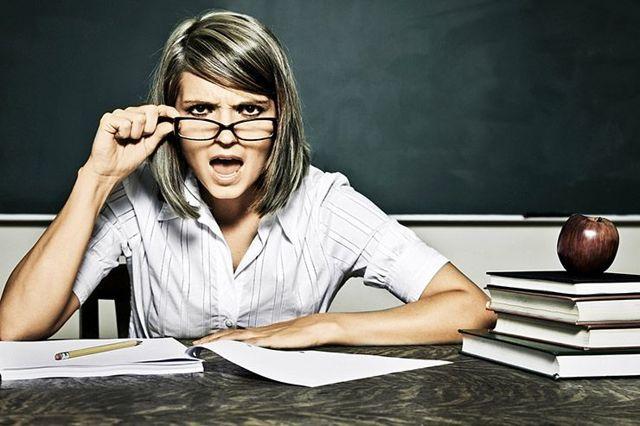 Как составить жалобу и отказаться от учителя?