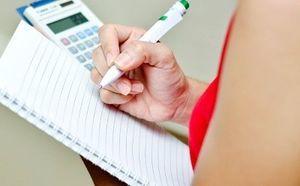 Образец расписки о получении документов и порядок ее составления