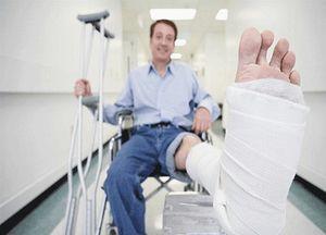 Порядок получения выплат при травме на производстве