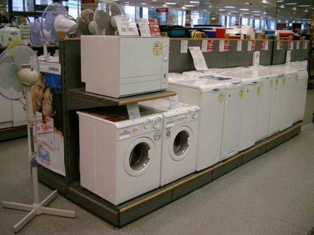 Как вернуть в магазин стиральную машину по закону?