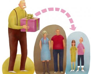 Когда внуки имеют право на наследство по законодательству РФ?