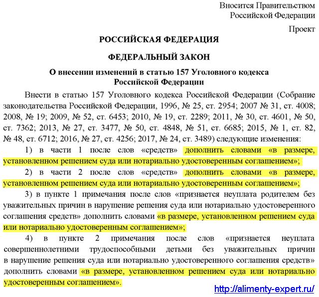 Алименты на ребенка: новый закон 2020 года в РФ