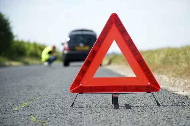 Наказание за скрытие с места ДТП без пострадавших 2020