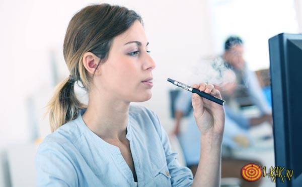Со скольки лет продают электронные сигареты?